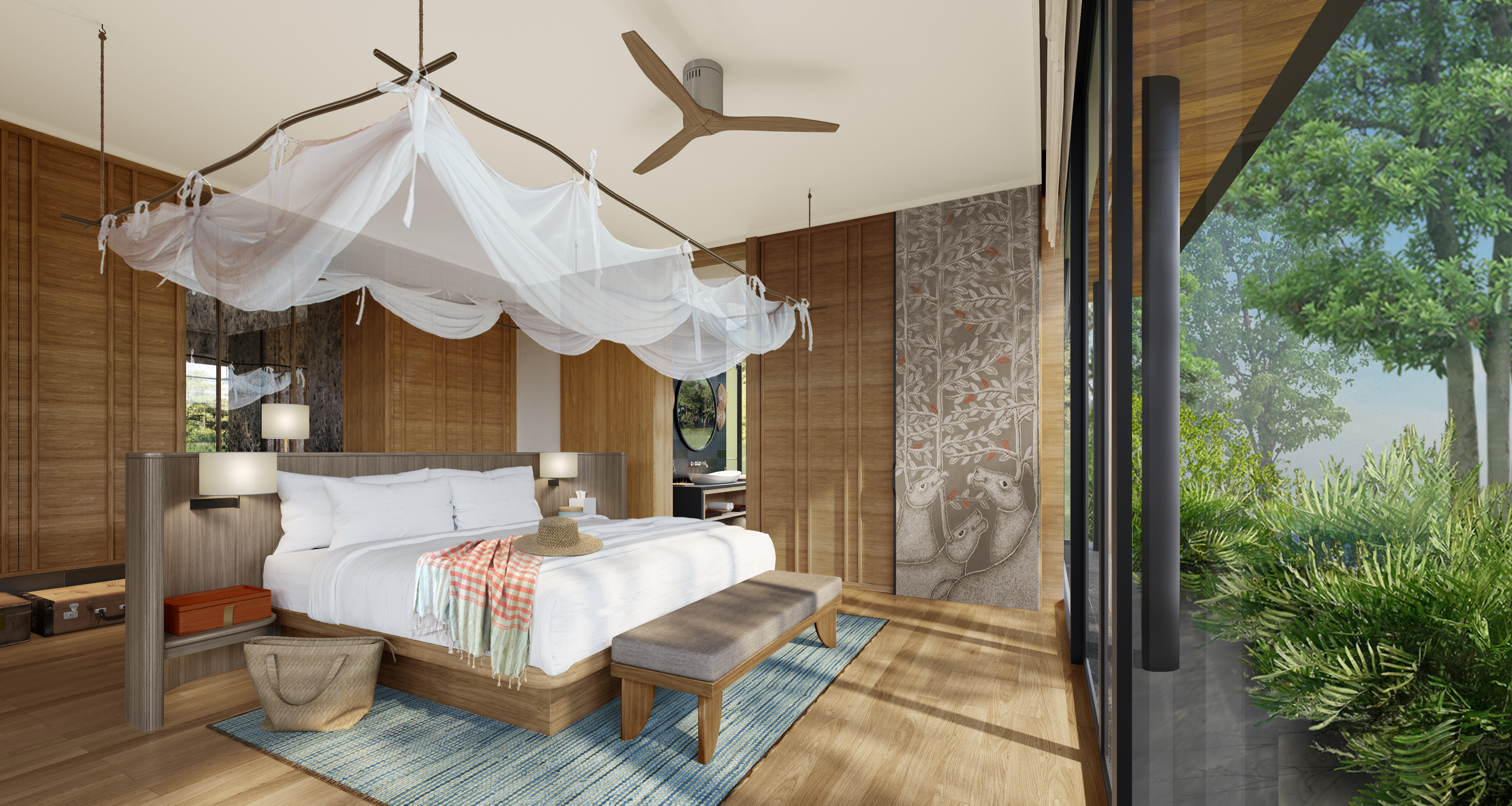 Six Senses Krabey Island - Pool Villa