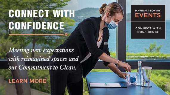 """Commitment to Clean"" bei Marriott International"